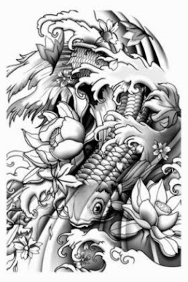 5 tattoo design techniques   Tutorials   Digital Arts