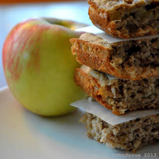 Apple Oat Cakes (E).