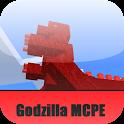 Mod Godzilla For MCPE FREE icon