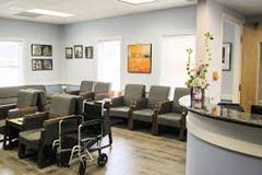 مكتب إستقبال مستشفى الياسمين بالمعادي
