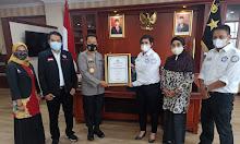 Road Show, Kapolda Kepulauan Riau Terima Penghargaan dari Kornas TRC PPA