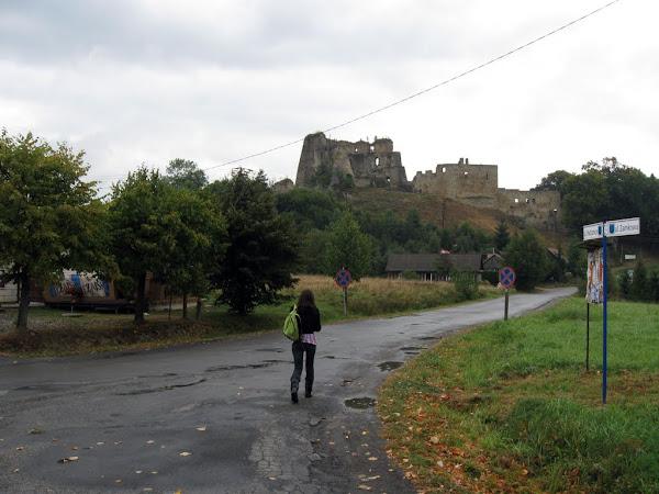 droga na zamek kamieniec