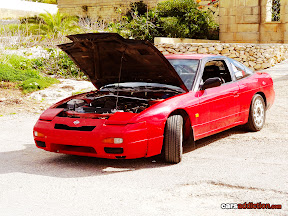 Nissan PS13 Drift Car