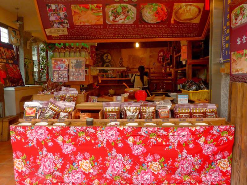 Miaoli county. Nanzhang puis Dahu la capitale de la fraise... - P1050144.JPG