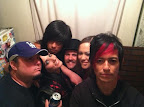 Billy, Penny, Syn, Sean, Meegs, and I.