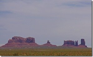 Monument Valley Area, Trail of the Ancients National Scenic Byway