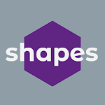 Shapes - endless puzzle game icon
