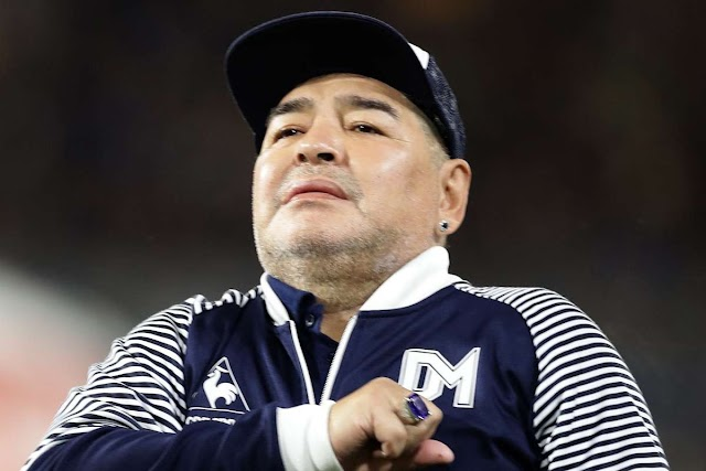 Argentine media claim Diego Maradona has died of a heart attack two weeks after being released from hospital following treatment for a bleed on his brain