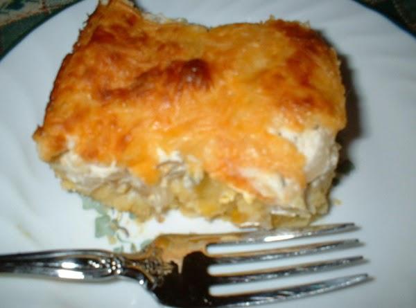 Corn & Onion Casserole Recipe