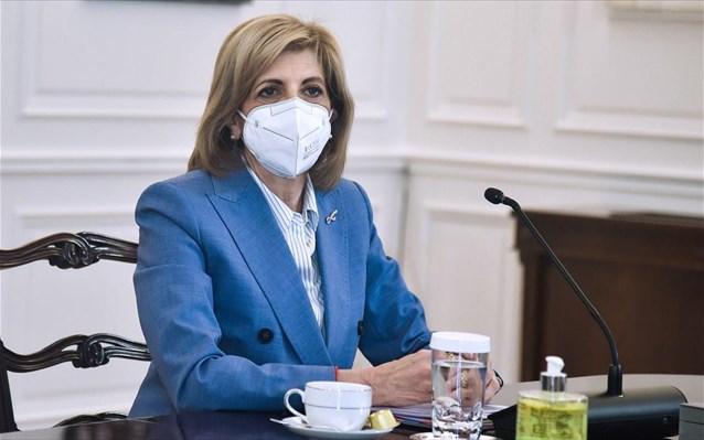 Σ. Κυριακίδου: Το 20% των καρκινοπαθών στην Ευρώπη δεν λαμβάνουν την απαιτούμενη περίθαλψη