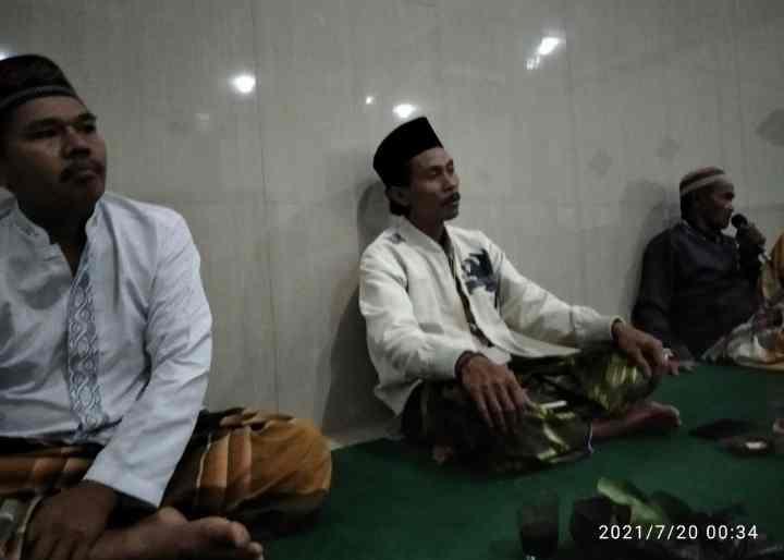 Antusias Warga Kp Cadas Gantung Rt 01/02 Melaksanakan Gema Takbir Menjelang Idul Adha 1442 H, 2021 M