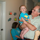 Marshalls First Birthday Party - 100_1381.JPG
