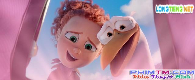 Xem Phim Tiểu Đội Cò Bay - Storks - phimtm.com - Ảnh 4