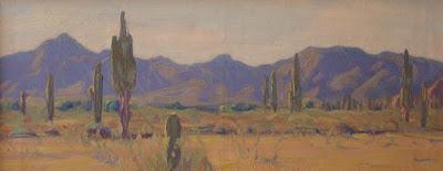 """""""Desert Landscape"""""""