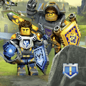 Nexo Knight war of Ghost icon
