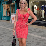 WWW.ENTSIMAGES.COM -  Nancy Sorrell  at     The BIG Party - Amika Mayfair, 43 South Molton Street, London July 16th 2013                                                  Photo Mobis Photos/OIC 0203 174 1069