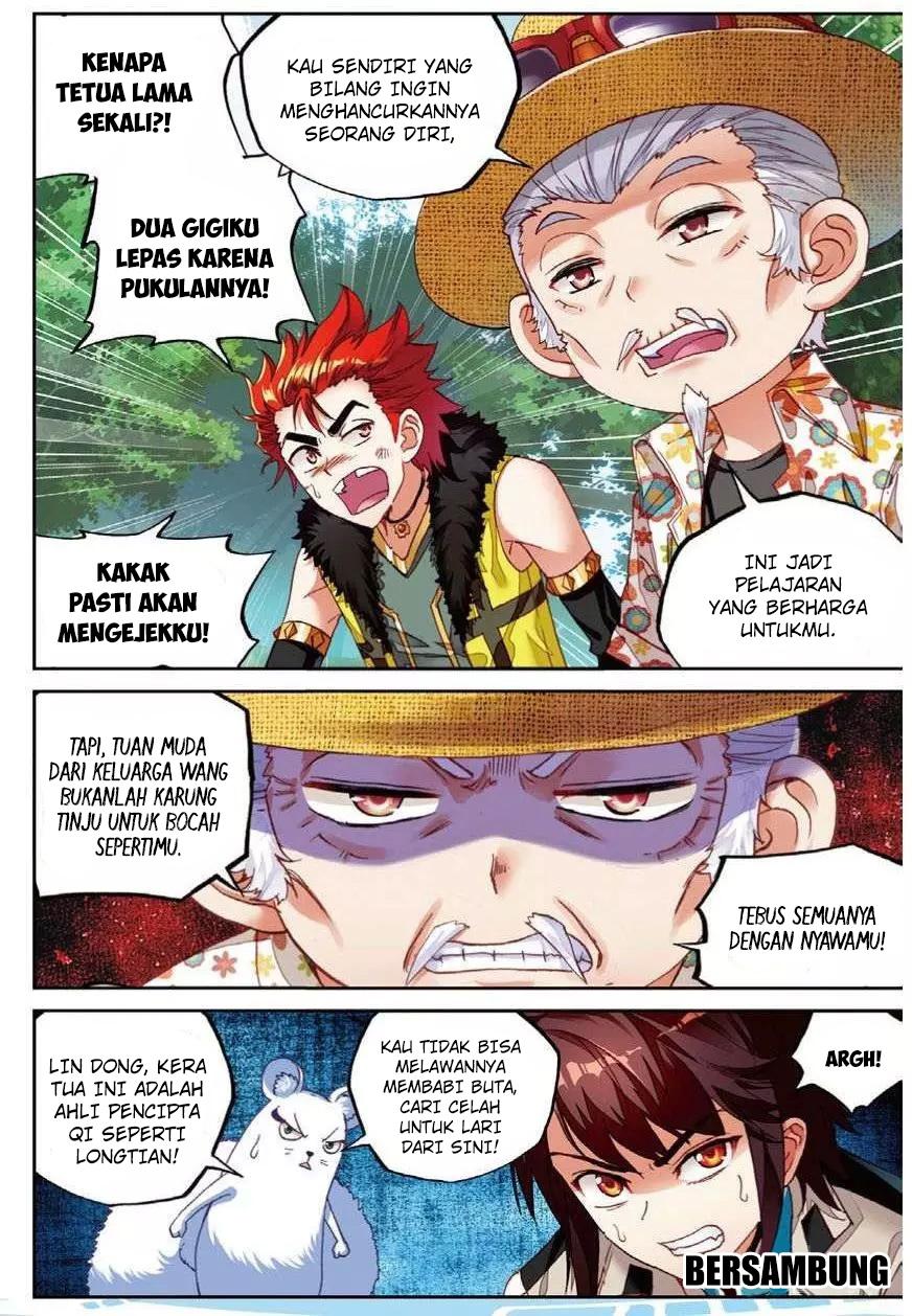 Baca Manga Wu Dong Qian Kun Chapter 44 Komik Station
