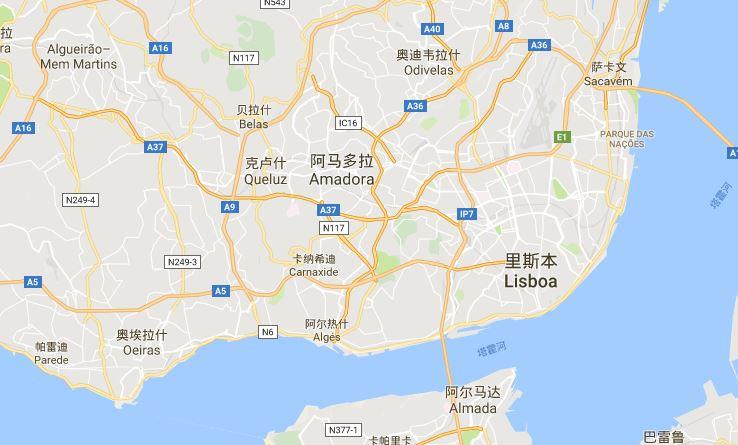 google mapa de lisboa Saved places disappearing   Google Product Forums google mapa de lisboa