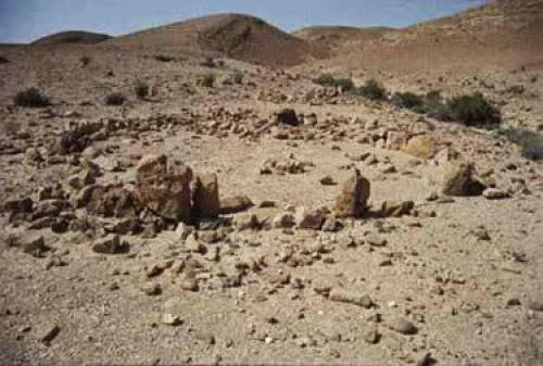 3 Fold Circle Of Har Karkom