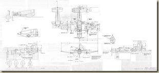 Douglas SB2D-1 Loft Sheet RDowney