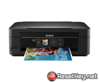 Reset Epson ME-303 End of Service Life Error message