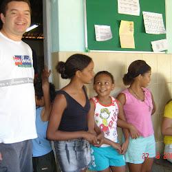 Visita ao Lar Batista em Itacajá