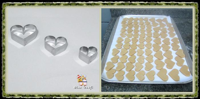 Biscoitos bem-casados 1