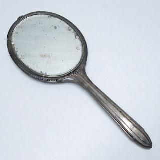Gorham Sterling Silver Hand Mirror