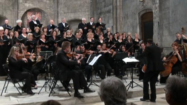 concert à Saint Barnabé