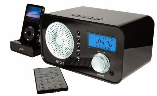 Etón Sound 100 iPod Dock, Black