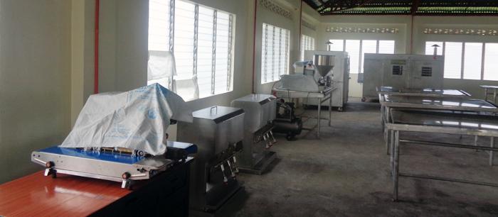 Carmen Mango Processing Center