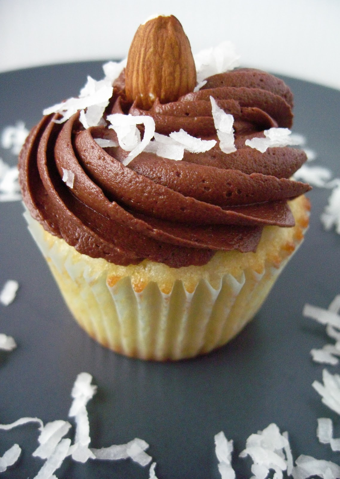Almond Joy Cupcakes Your Cup Of Cake