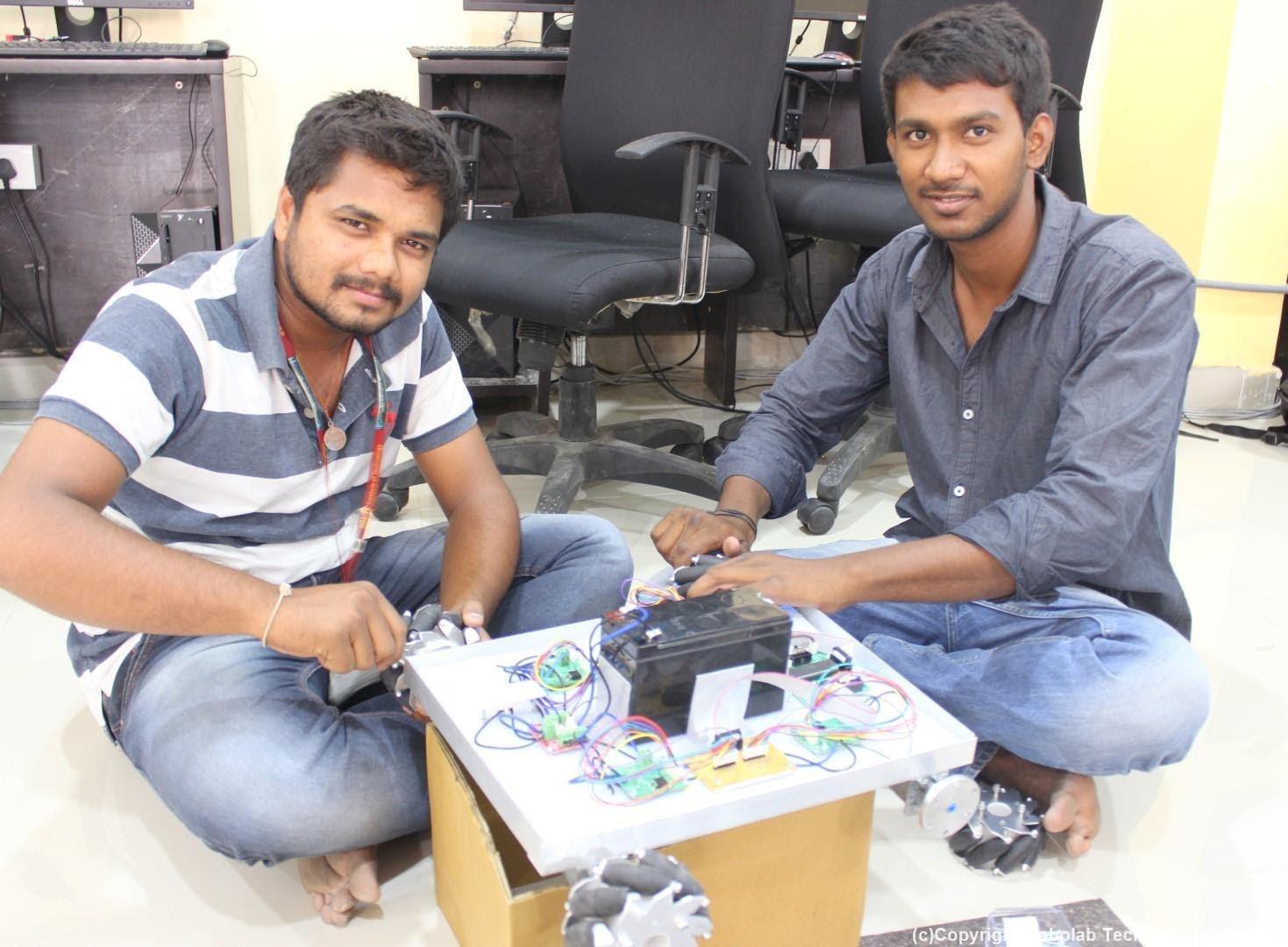 Marri Laxman Reddy Institute of Technology, Hyderabad Robolab (4).jpg