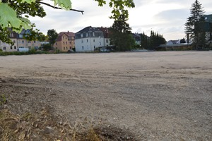 Bodensanierung Aktivist-Gelände Oberplanitz 2018