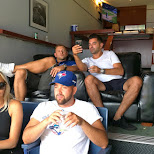 toronto blue jays in style at my buddies party in Toronto, Ontario, Canada
