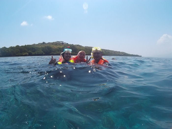 Trip Pulau Menjangan Pulau Tabuhan