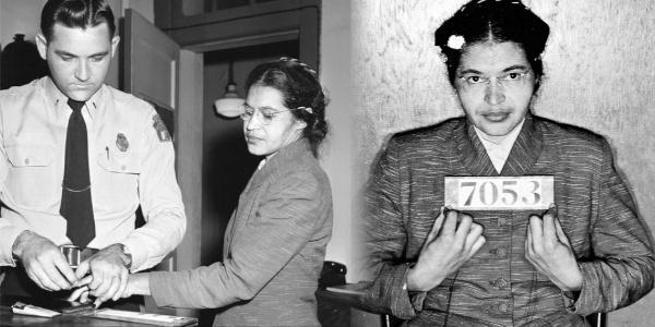Rosa Parks Biography   Rosa Parks Arrest