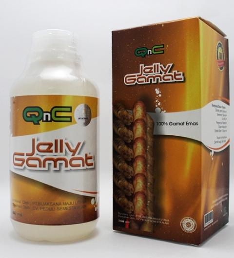 Cara Mengobati Luka Bakar Dengan QNC Jelly Gamat