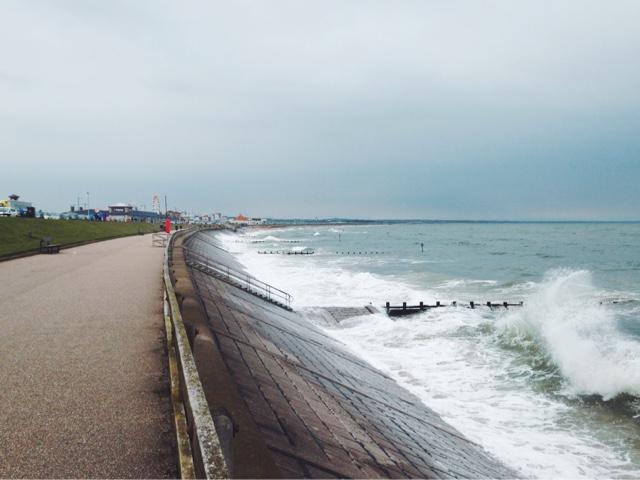 Aberdeen esplanade