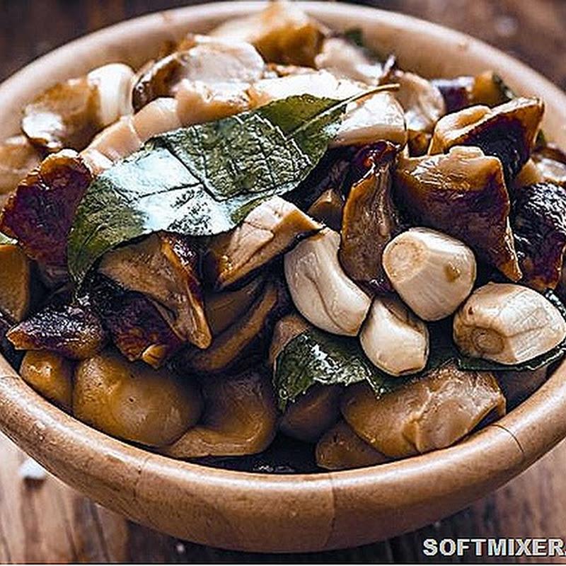 Три дореволюционных рецепта засолки грибов