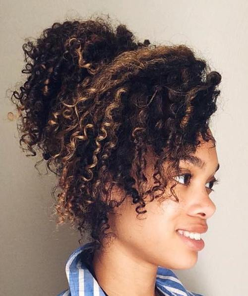Creative curly hair for woman and girls -2017 9