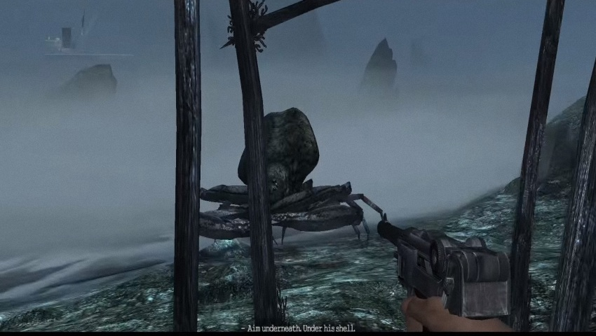 Hình ảnh trong game Peter Jackson's King Kong (screenshot)