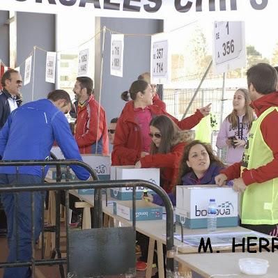 Fotos cedidas por Manuel Herrera de la Carrera de Ciudad Real 2014