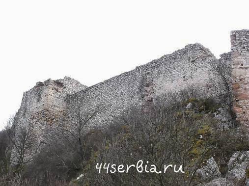 Неприступная крепость Сокоград