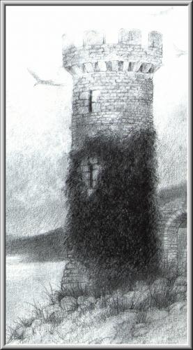 Halloween Haunted Tower, Scary Halloween