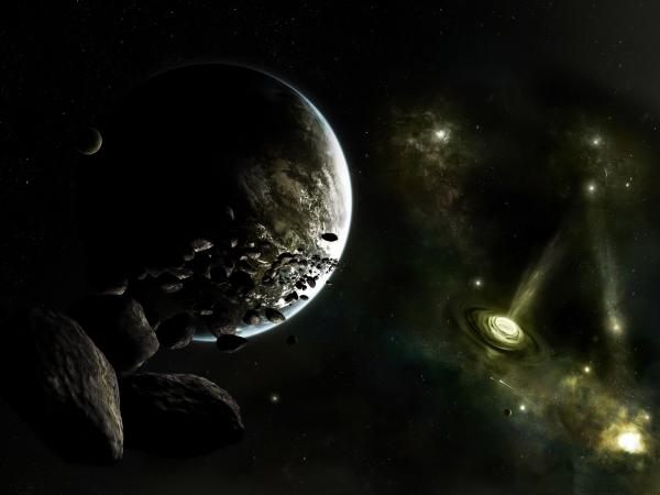 Universe, Space And Universe 1