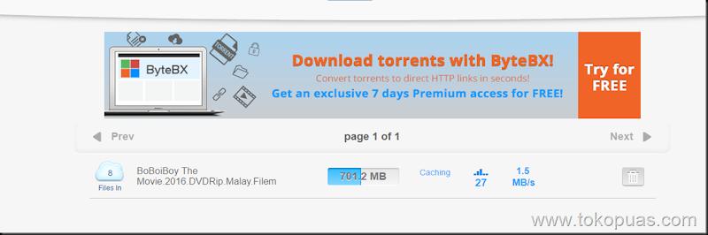 trik cepat mendownload file dari torrent