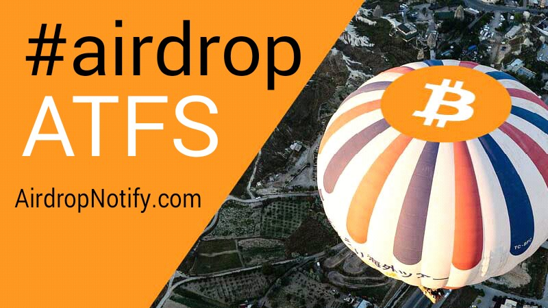 ATFS Coin Cryptocurrency Airdrop Alert | Free Crypto Airdrop