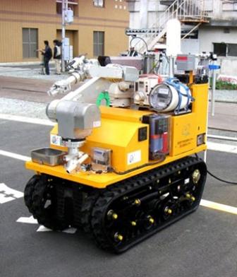Inilah Robot yang Mampu Menolong Korban Bencana di Jepang!