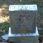 Andrew Crockett & Mattie Frost Gleaves